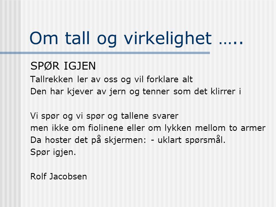 Sogn Avis 13.01.07 Å mestre relevante yrkesroller – hva er relevante yrkesroller?