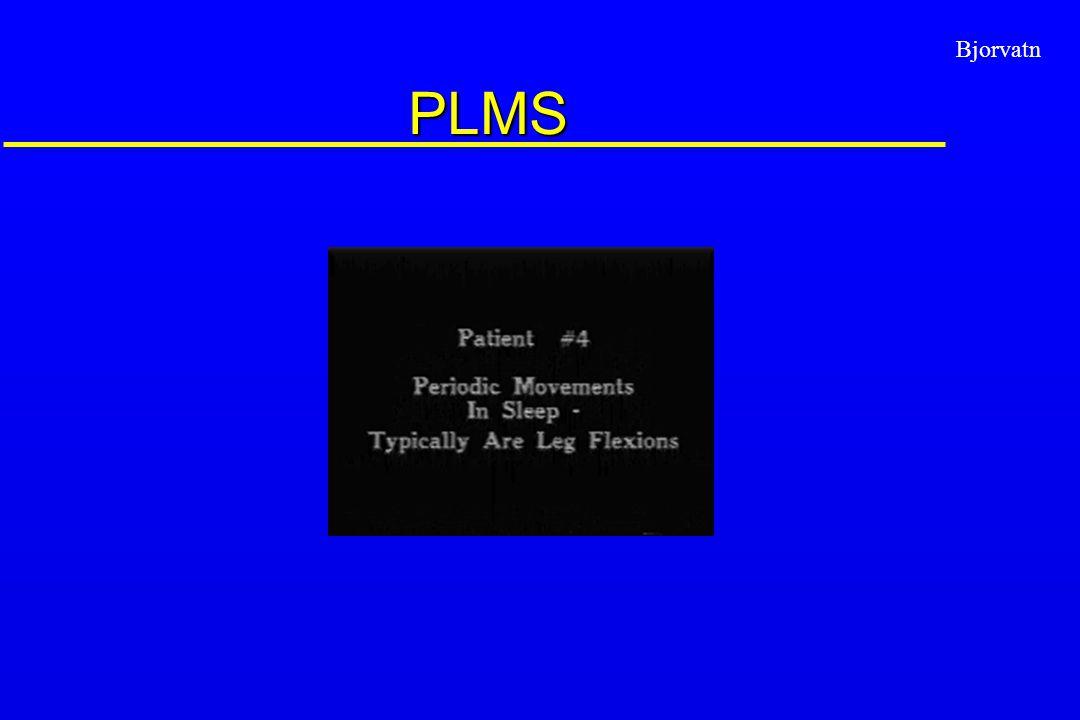Bjorvatn PLMS