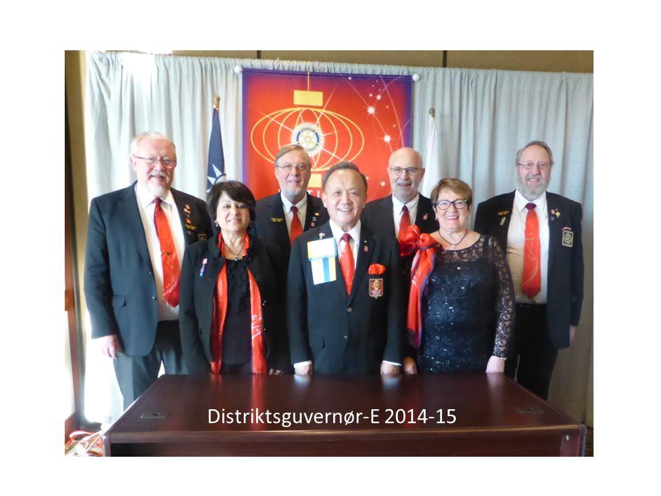 Distriktsguvernør-E 2014-15