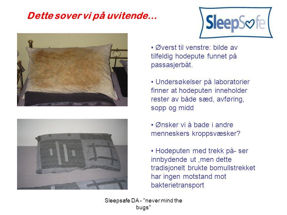 Sleepsafe DA -