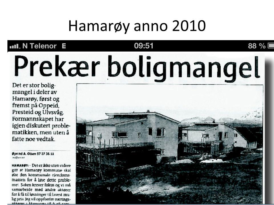 Hamarøy anno 2010