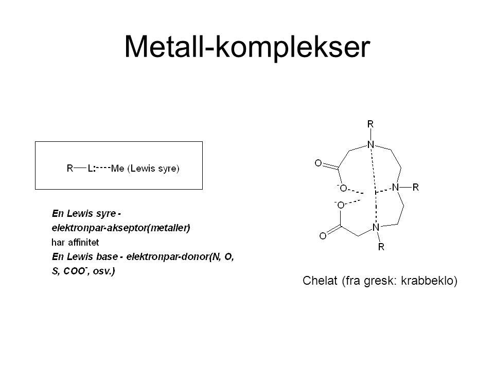 Endogene metaller