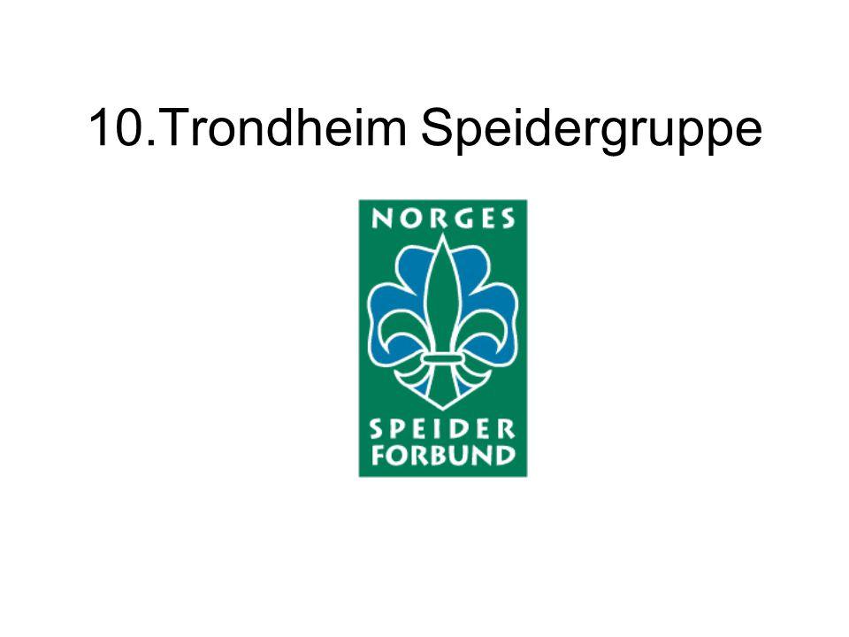 10.Trondheim Speidergruppe