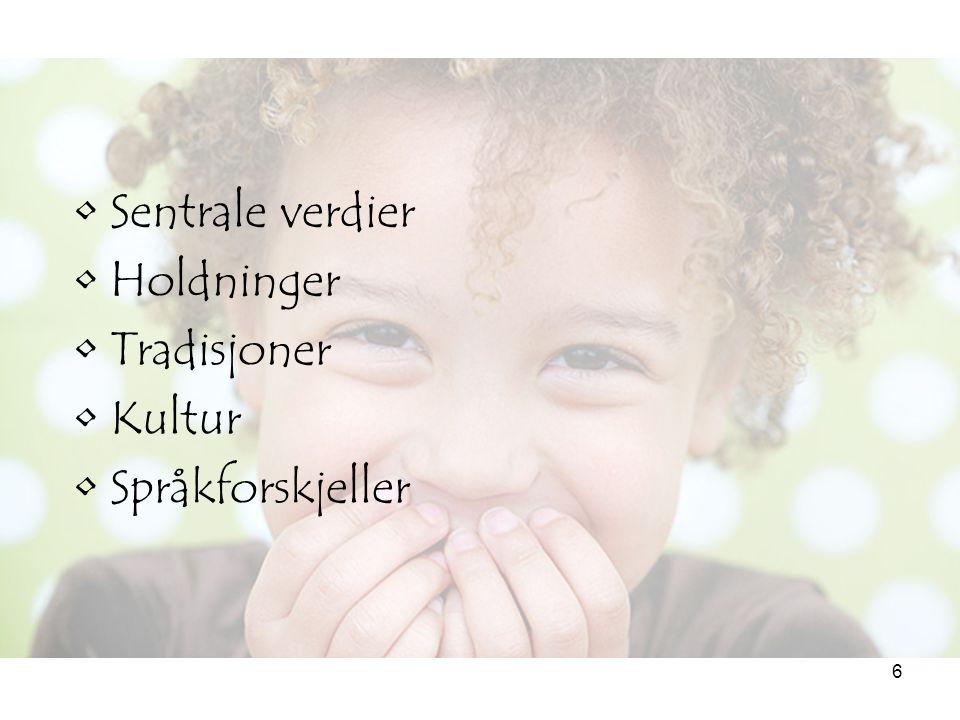17 • Gjervan, M.(2006) Temahefte om språklig og kulturelt mangfold.