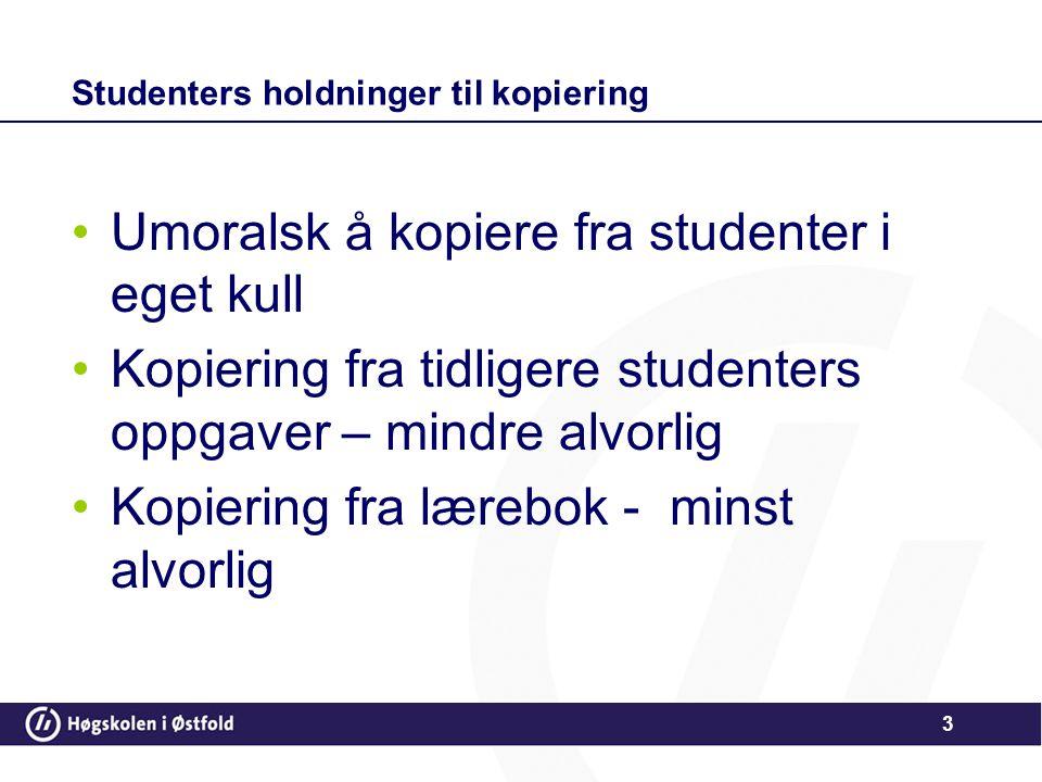 Rekruttering av informanter til vårt studie •33 studenter i høyere utdanning •Kvalitative intervjuer •Kvinner dominerer utvalget •Alder: fra 21 år til 45 år •Østlandsområdet 4