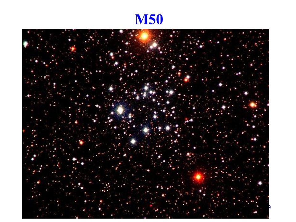 AST1010 - Stjerners dannelse og livsfaser 29 M50