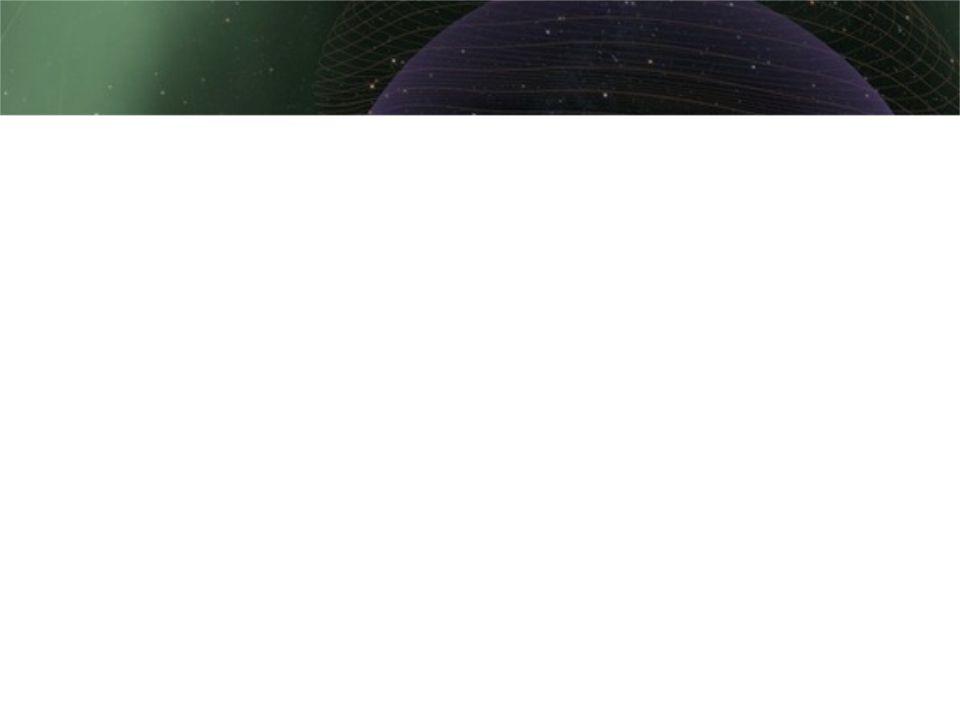 En galaktisk svamp.• Den rådende boble-modellen fra 70- og 80-årene får dødsstøtet.