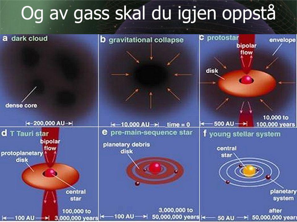 Kartlegging av interstellar gass • 1970-årene: – Man begynner å lete etter interstellar gass nær jorda vha.