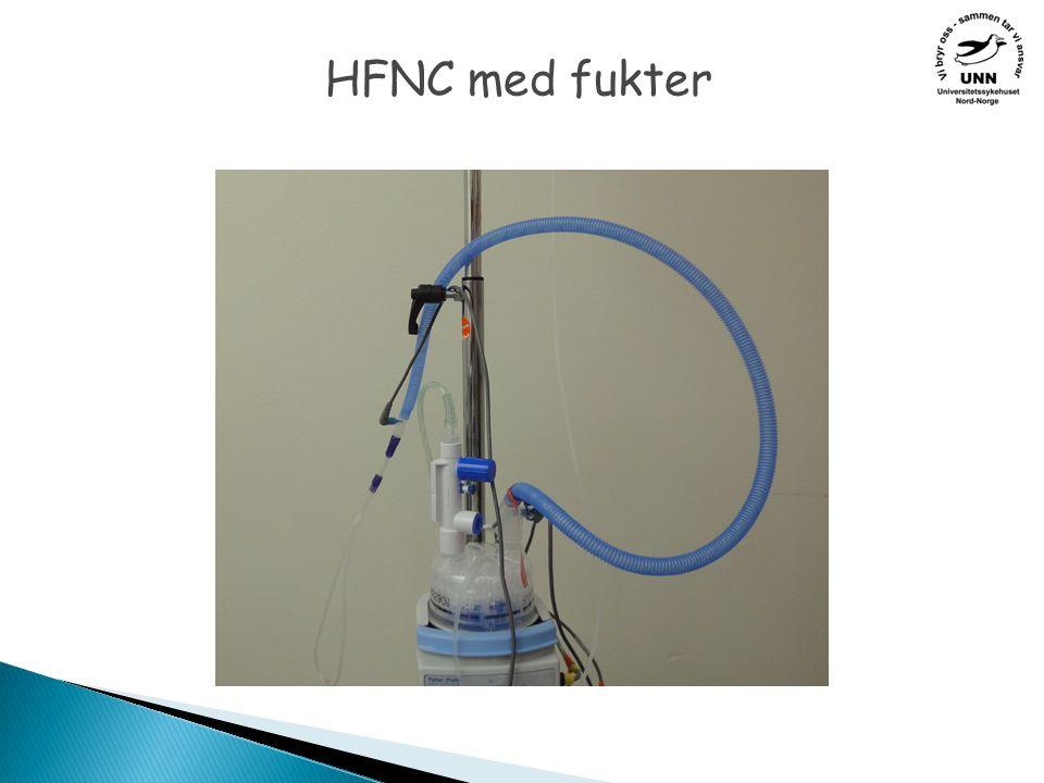 HFNC med fukter