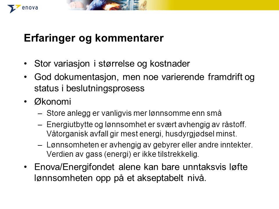 Takk for oppmerksomheten www.enova.no/næring/varme www.enova.no/næring/varme