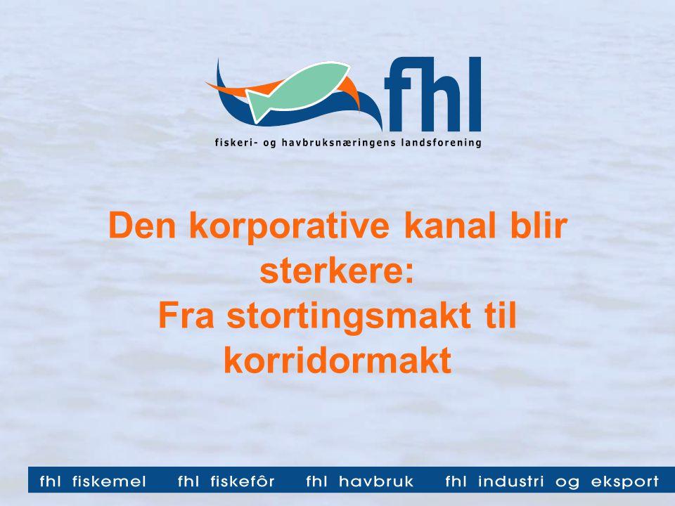 Økt regulering av havbruksnæringen?