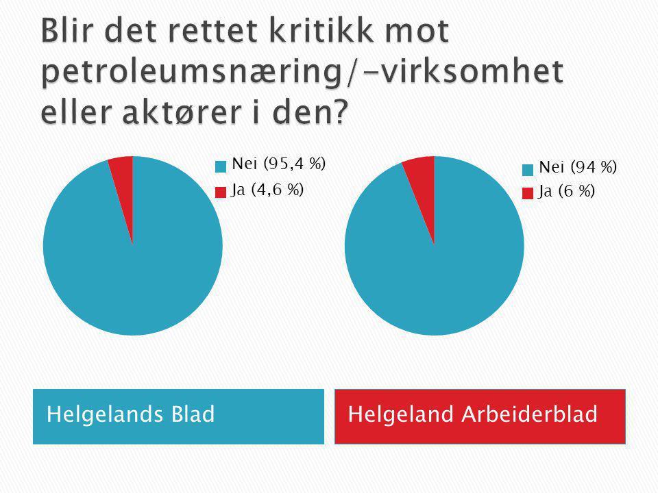 Helgelands BladHelgeland Arbeiderblad