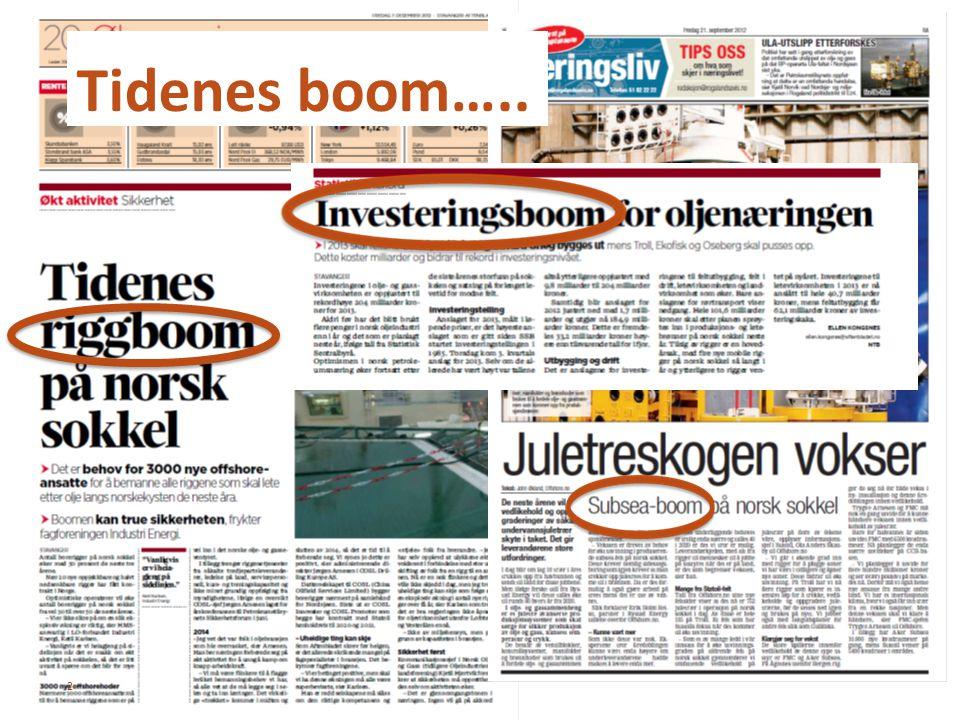 Tidenes boom….. 2