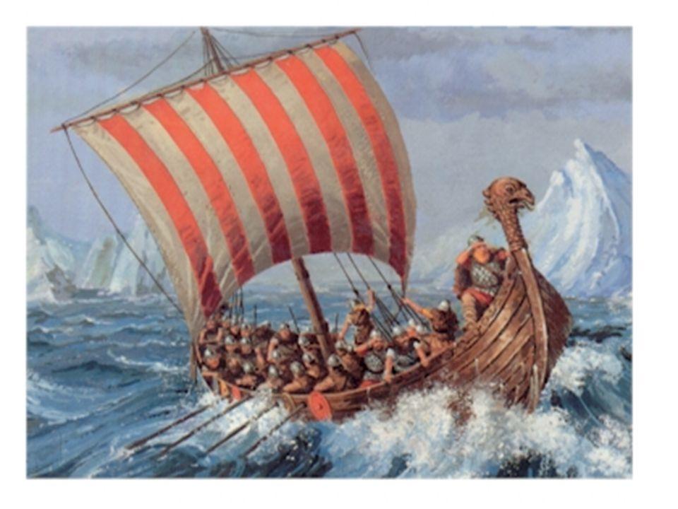 Vikingskip Av Tessa Wood