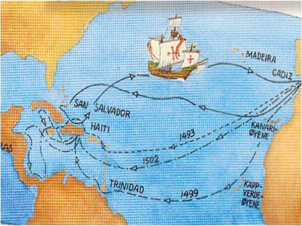 Vikingene kunne reise langt i skipene sine. Vi vet at de var sør til Istanbul og nord til Kvitsjøen, vest til Newfoundland og øst til Novgorod. Dette