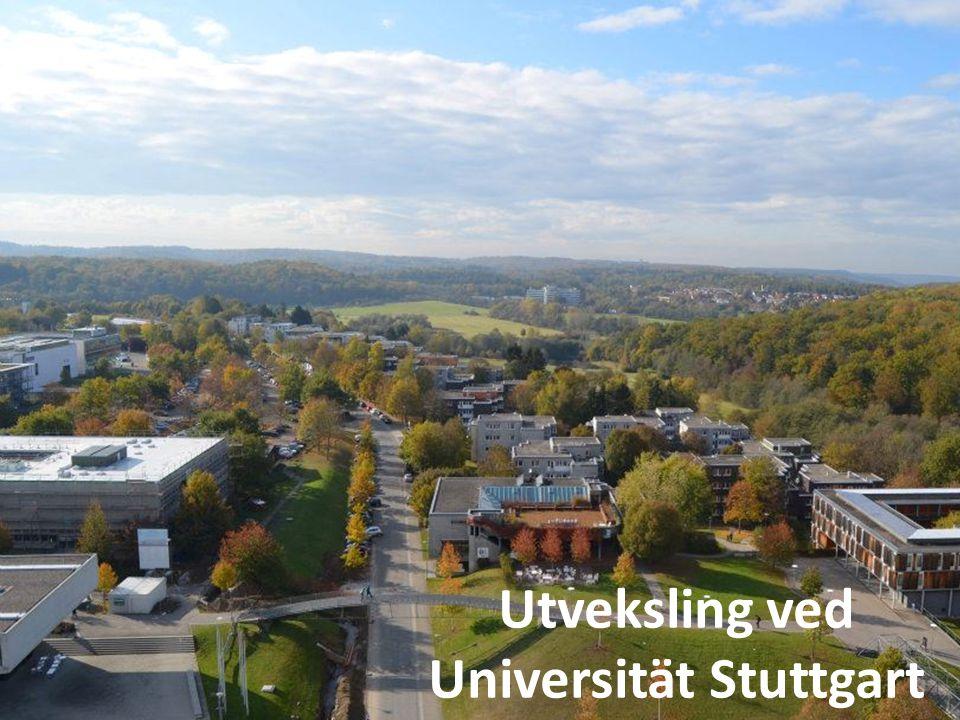 Utveksling ved Universität Stuttgart