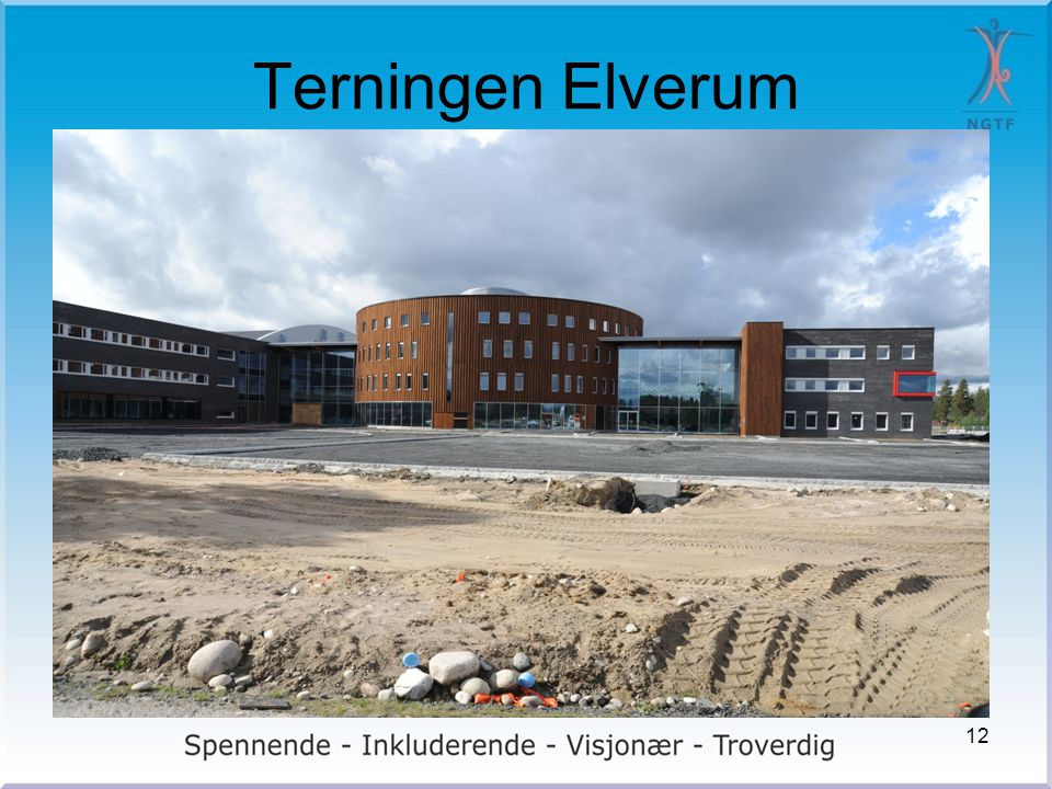 Terningen Elverum 12