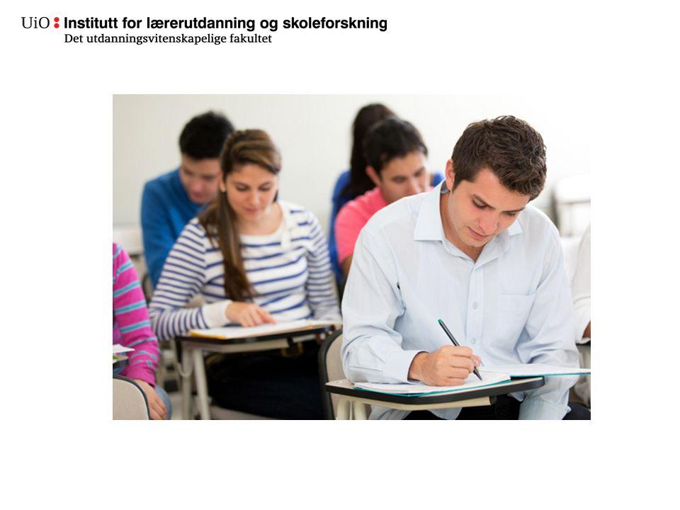 8 Høyere utdanning i dag.Dagens studenter. «Nå vs.