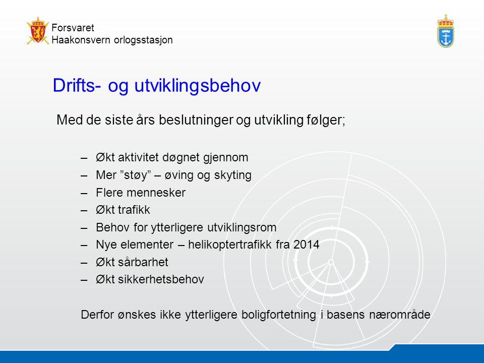 05.07.20146 Åsmund AndersenHOS - presentasjon Forsvaret Haakonsvern orlogsstasjon Med de siste års beslutninger og utvikling følger; –Økt aktivitet dø