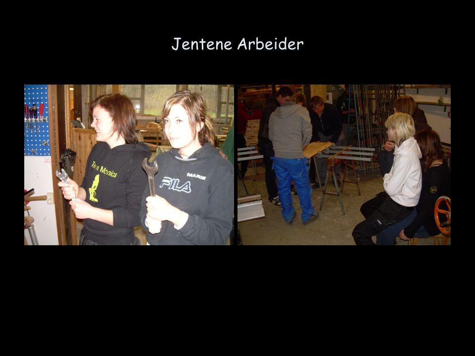 Jentene Arbeider