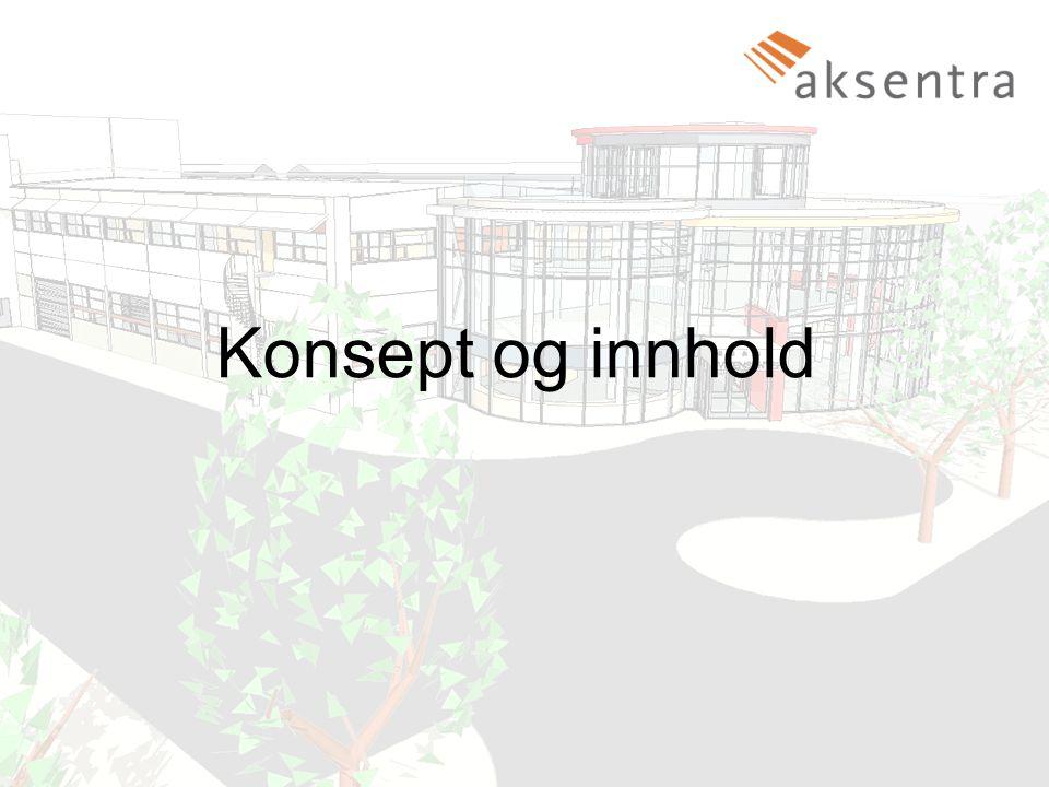Bergen Vitensenter AS13 Konsept og innhold