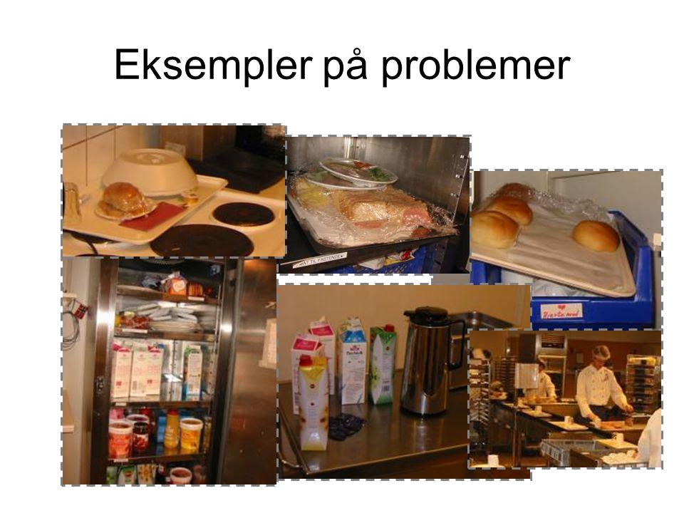 Nytt bespisningssystem •Drikkestasjoner på alle avdelinger •Desentral oppvask •Desentral mathåndtering •Normalkost produseres på Gaustad •Spesialkost/Ønskekost produseres på Montebello