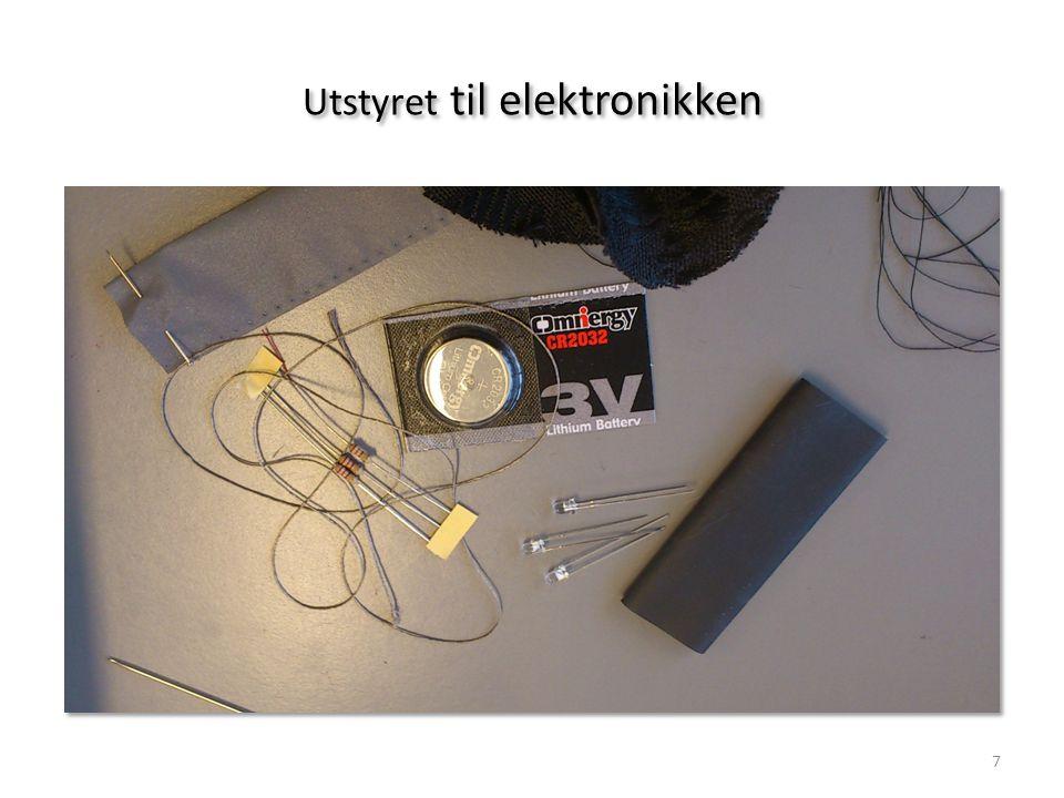 Utstyret til elektronikken 7