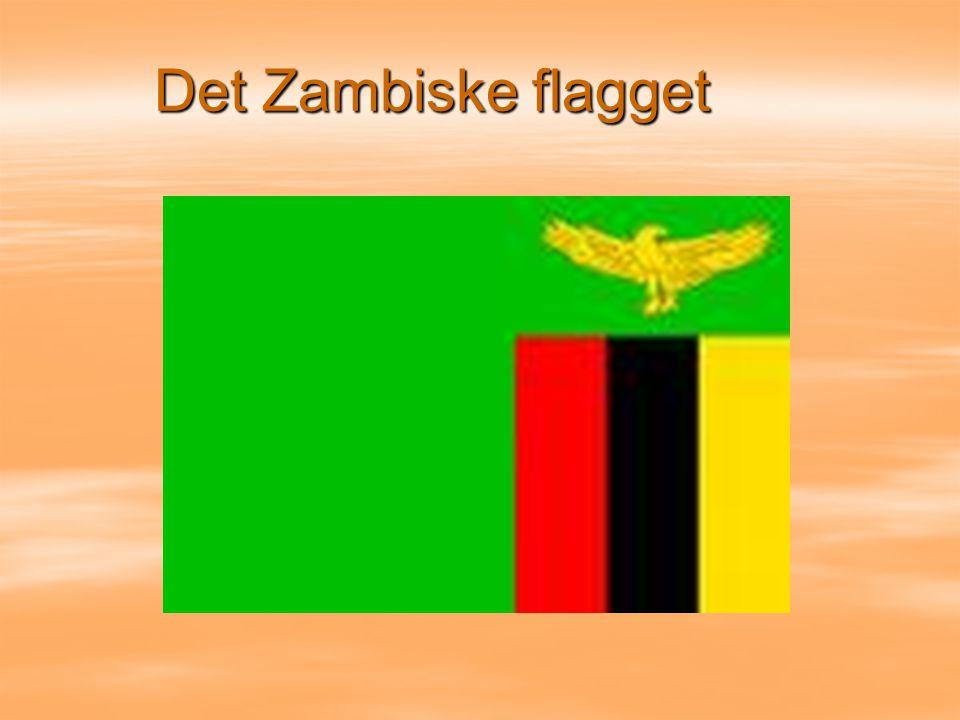Det Zambiske flagget