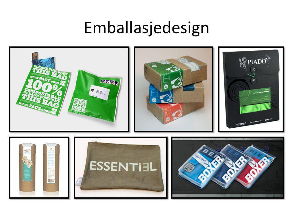 Emballasjedesign