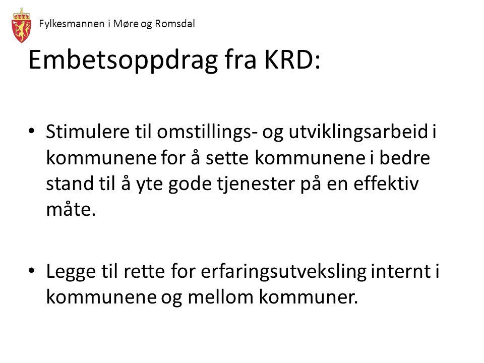 Fylkesmannen i Møre og Romsdal Prosjektskjønn 2013 – søknader mottatt pr 1.