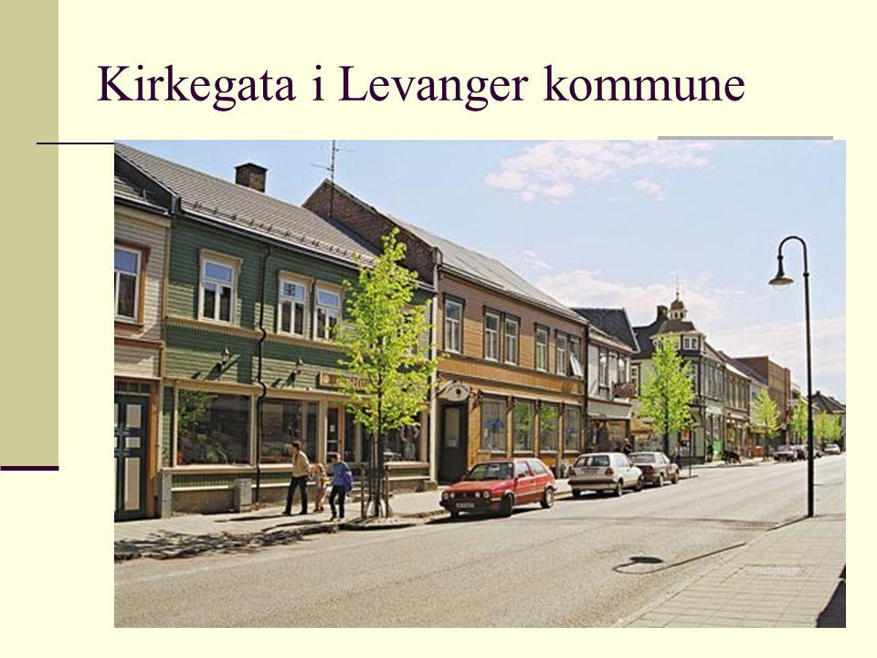 2009 © Greta Tvete Vollan26 Kirkegata i Levanger kommune