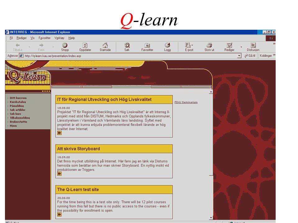 Q-learn