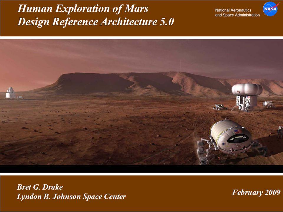 Reiseruter til Mars  Hohmann bane  En elliptisk bane rundt Sola som tangerer Jord- og Mars-banen.
