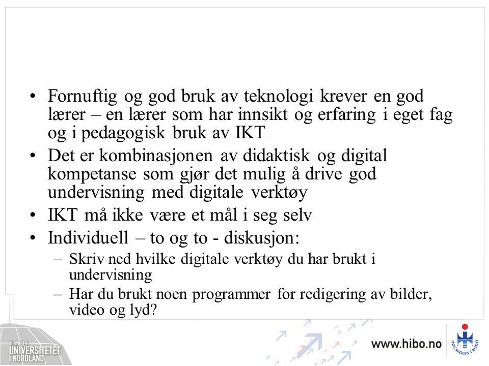 IKT i fag