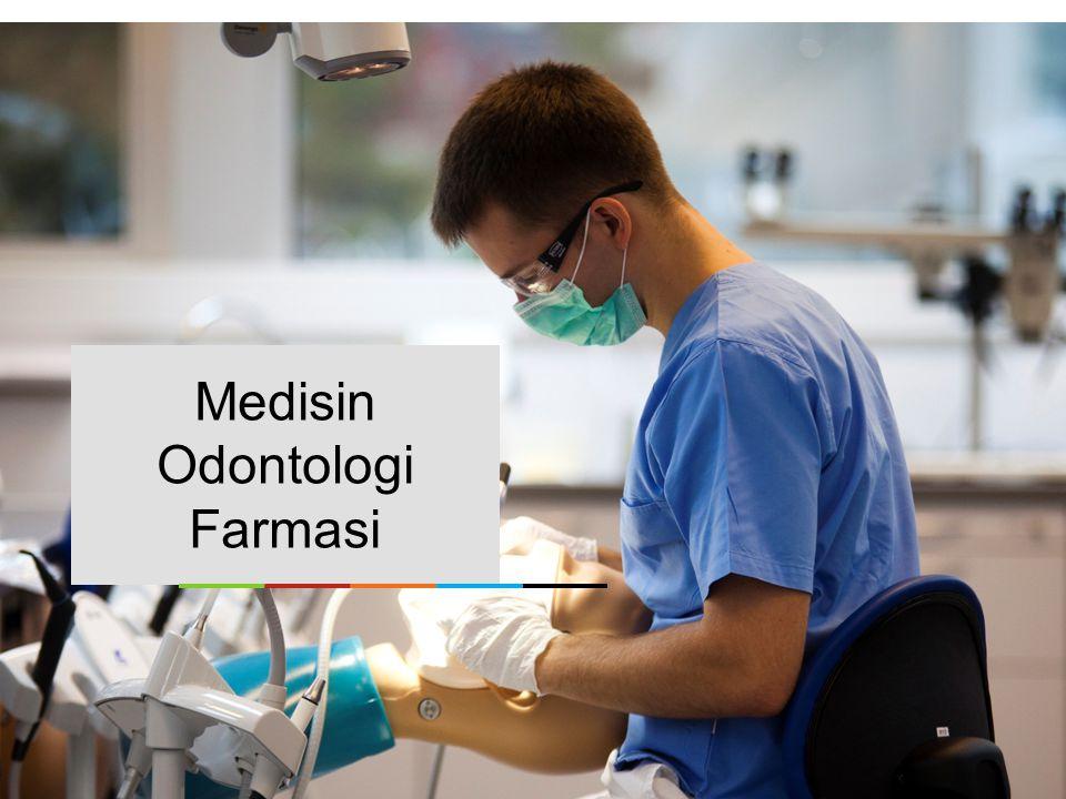 Medisin Odontologi Farmasi