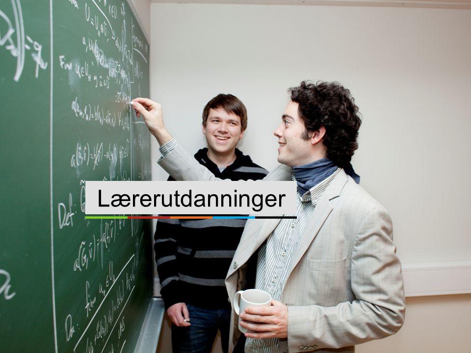 Lærerutdanninger
