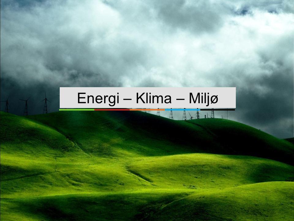 Energi – Klima – Miljø