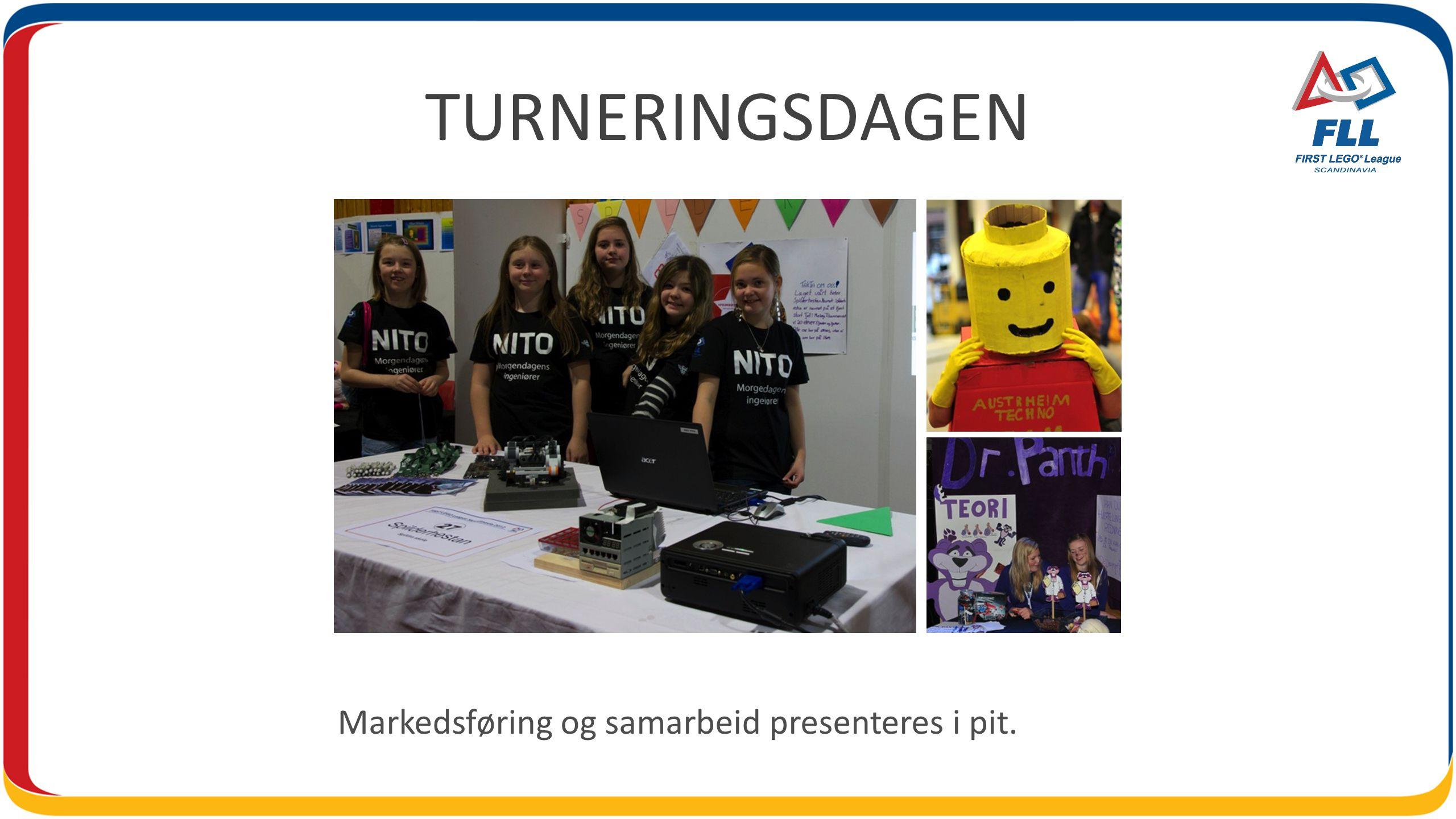 TURNERINGSDAGEN Markedsføring og samarbeid presenteres i pit.