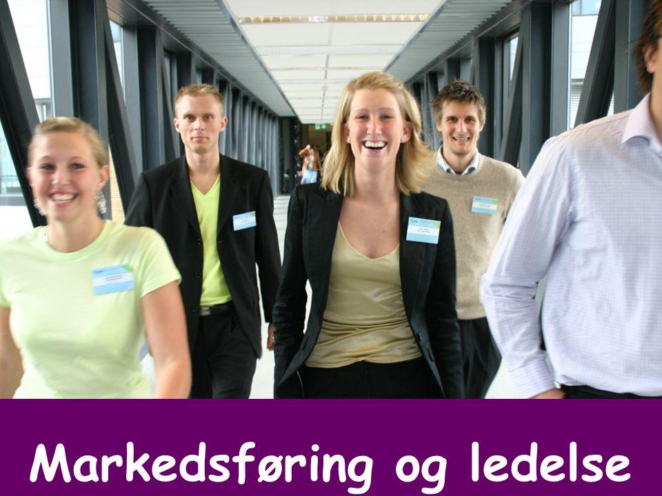 Markedsføring og ledelse
