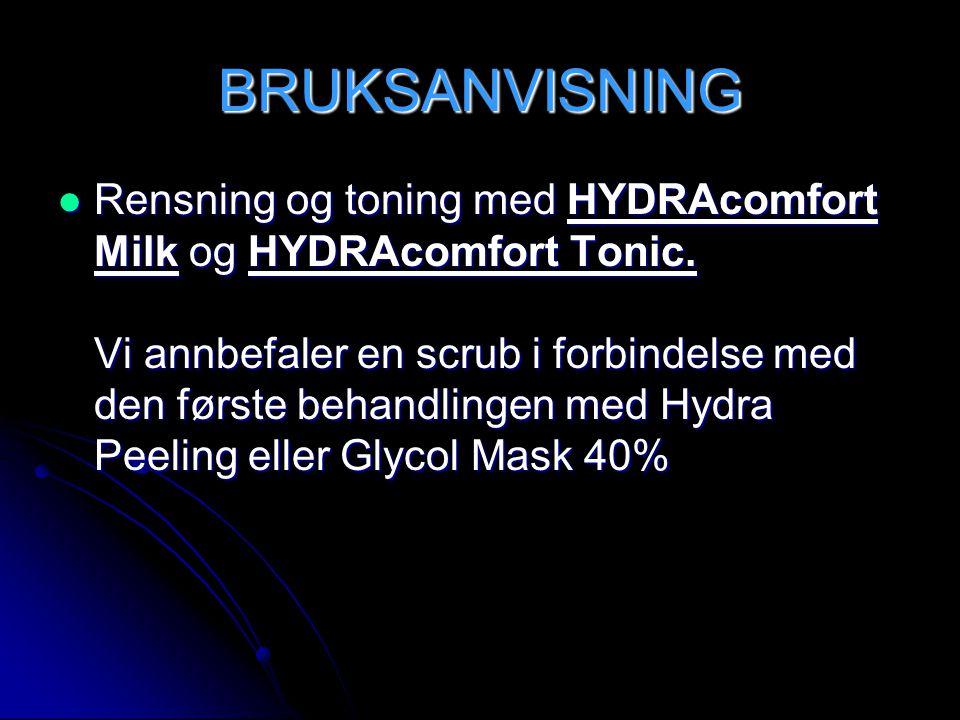 BRUKSANVISNING  Påfør ansiktet 4 ml B-LIKE Extract – også omkring øynene, halsen og nakken.