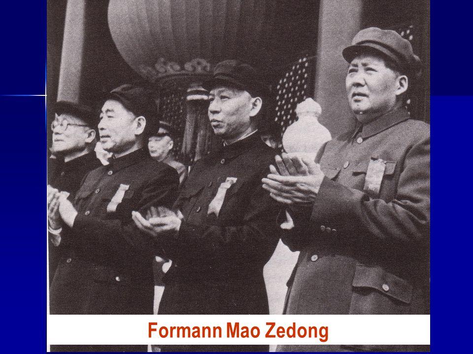 Formann Mao Zedong