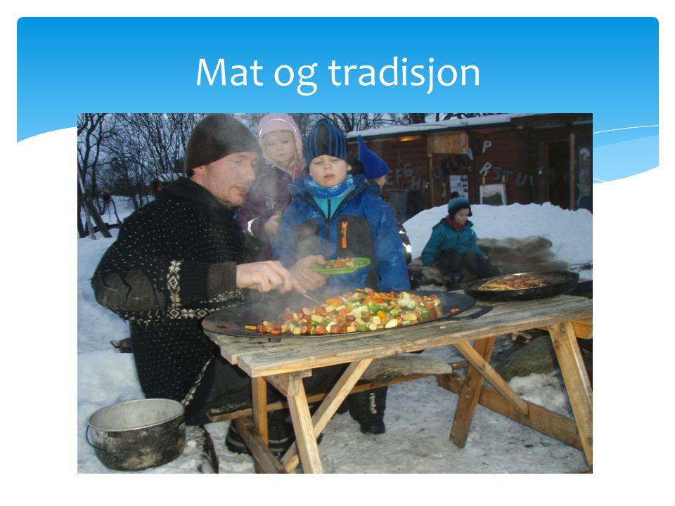 Mat og tradisjon