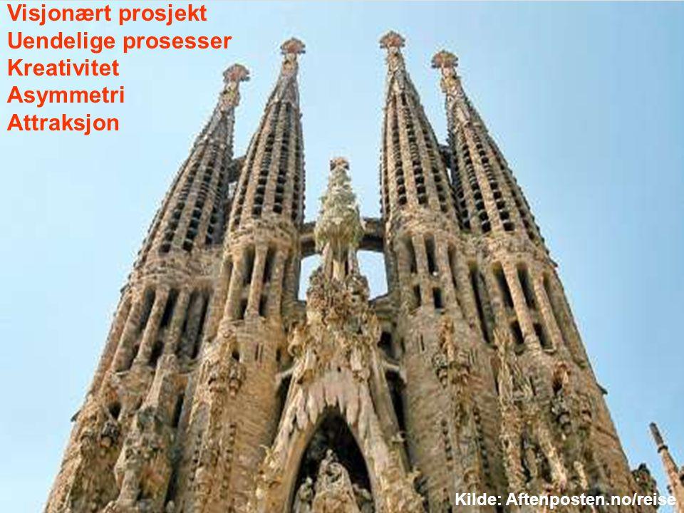 F O R S K N I N G S- O G K O M P E T A N S E N E T T V E R K F O R I T I U T D A N N I N G 4Rogaland II7/5/2014 Kilde: Aftenposten.no/reise Visjonært