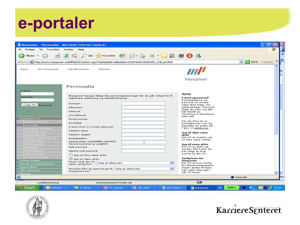 e-portaler