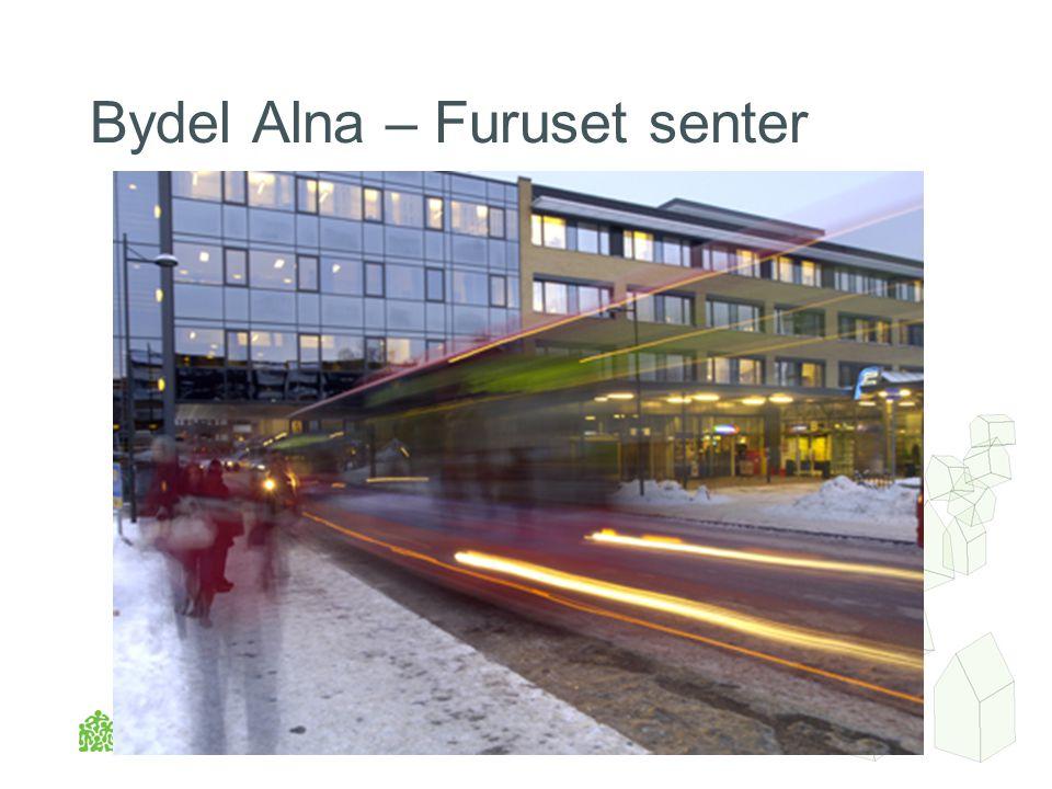 Bydel Alna – Furuset senter