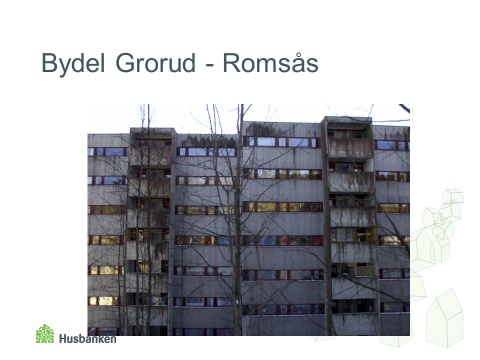 Bydel Grorud - Romsås