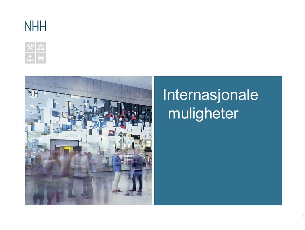 Internasjonale muligheter 1