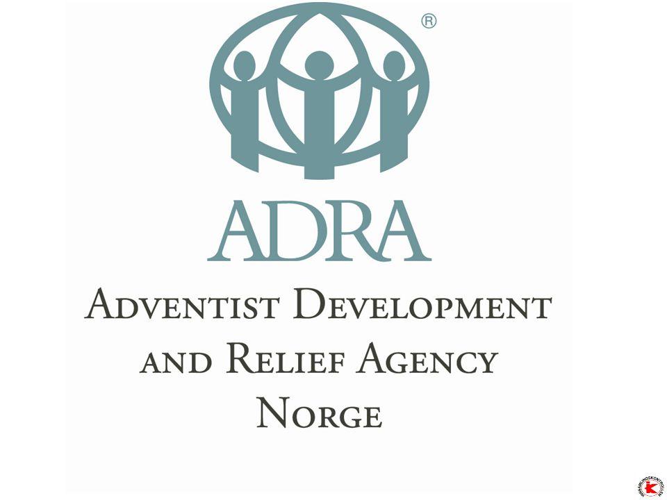ADRA gjør noe med det. Takk for at du hjelper oss å hjelpe.