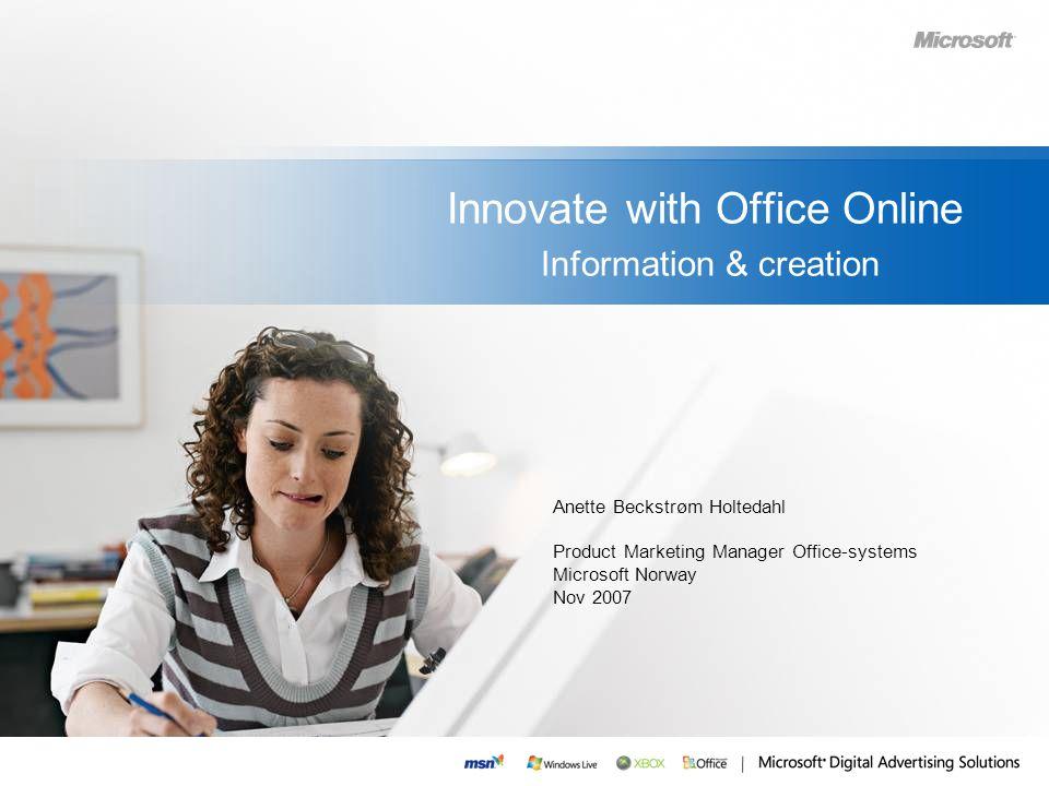 Hva er Office Online.