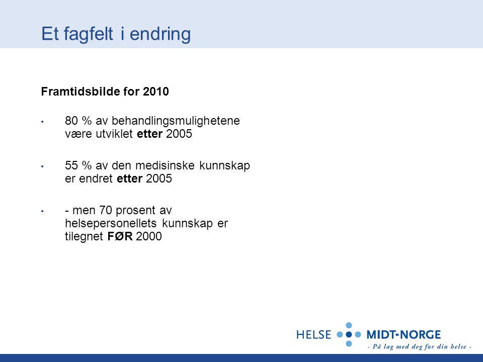 Fagnett Fagnett-områder • Kompetanseprogram i geriatri • Sa-Do (Saksbehandling og dokumentasjon i pleie- og omsorgstjenesten) • Regine – rehabiliteringsnettverk i Midt-Troms • RAKEL.